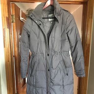 ESPRIT long down coat
